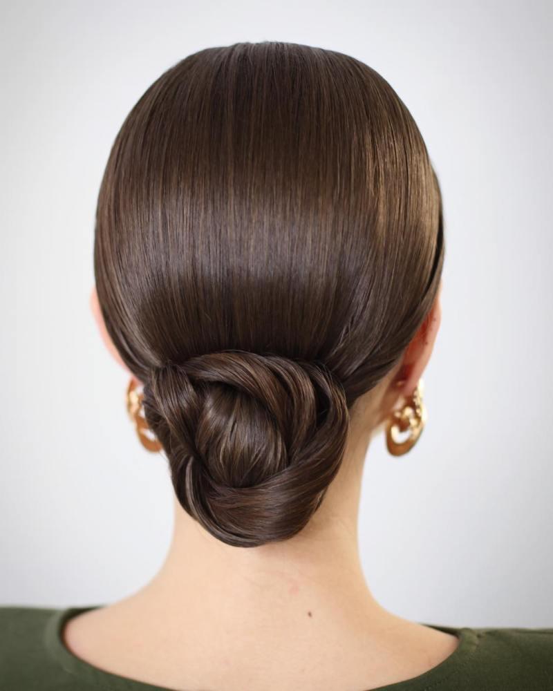 прически для коротких волос фото 15