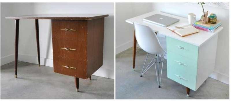 Вот что можно сделать со старой советской мебелью