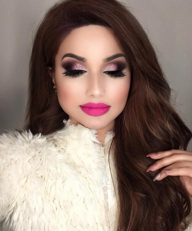 красивые идеи макияжа 2019 фото 15