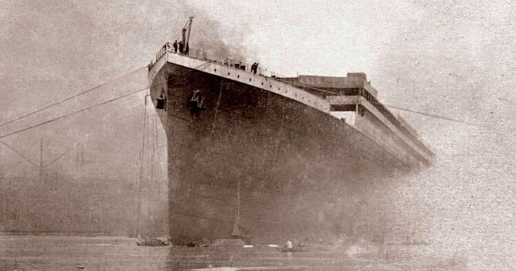 33 реальные фото «Титаника», от которых мурашки бегут прямо по позвоночнику