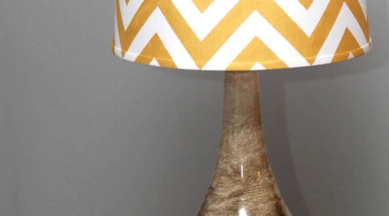 Немного домашнего уюта и тепла: яркие способы переделать светильник
