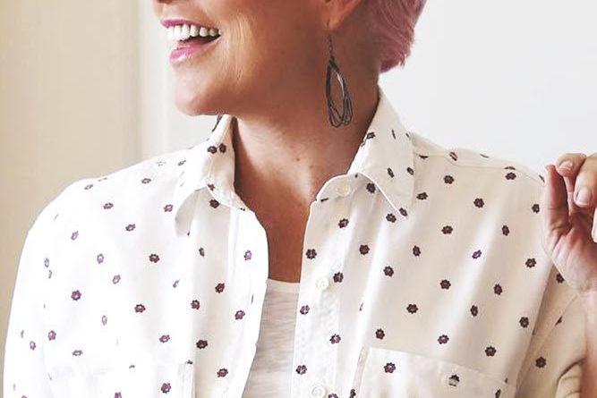 Причёски для женщин старше 60 лет: 12 модных причесок