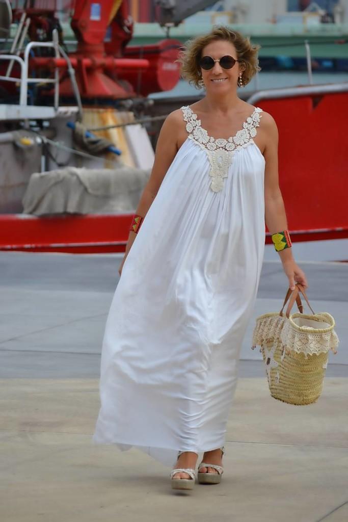 Летние платья для женщин 50 лет фото 1