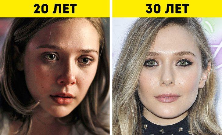 Причины, по которым женщины в 30 выглядят лучше, чем в 20