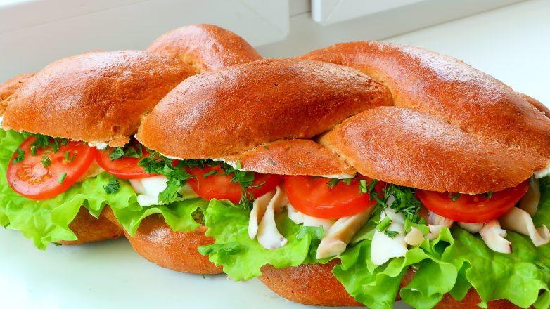 «Хала» — плетеный воздушный хлеб
