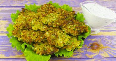 Капустные оладьи — вкуснятина для весеннего меню!