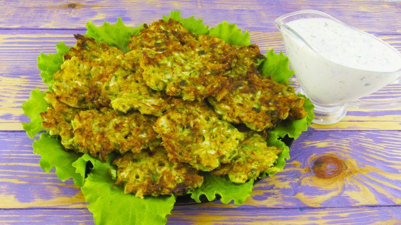 Капустные оладьи - вкуснятина для весеннего меню!