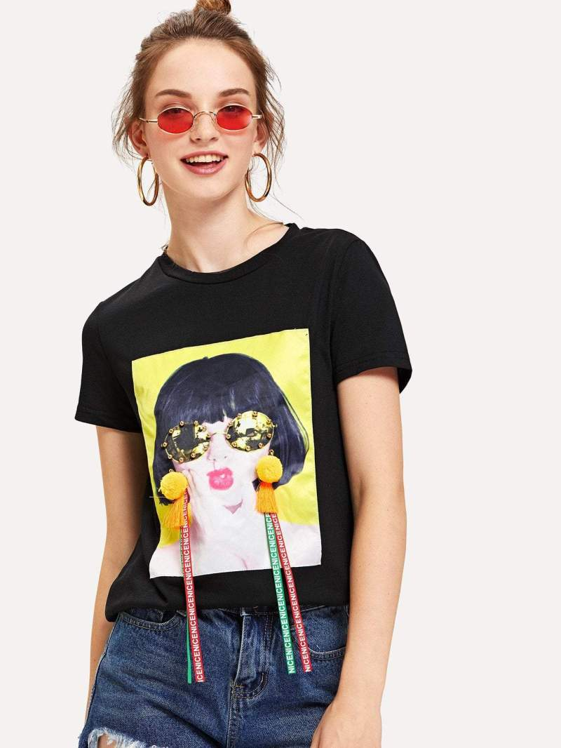 Рисунки на футболках фото 3