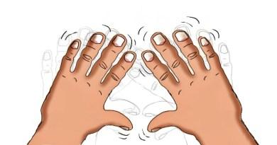 Тремор и 14 важных причин, что у вас дрожат руки
