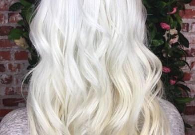 ультра современный цвет волос (6 фото)