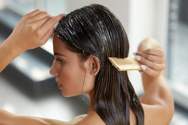 Маска против выпадения волос: рецепт с коньяком | Новый канал