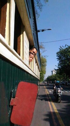Wisata Transportasi Kota Solo