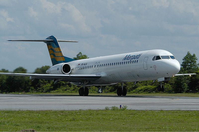 Pesawat Merpati Indonesia