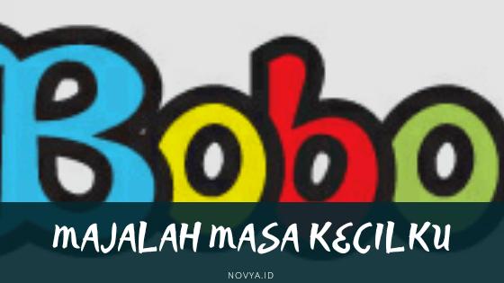 Majalah Bobo