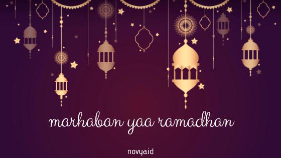 Ramadhan datang