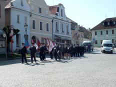 Před Cyklo-marketem