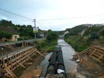 Most do Jatecké ulice