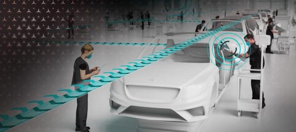 Digitalisierungsoffensive: Mercedes-Benz und Siemens schließen strategische Partnerschaft für eine nachhaltige AutomobilproduktionDigitalization push: Mercedes-Benz and Siemens launch strategic partnership for sustainable automotive production