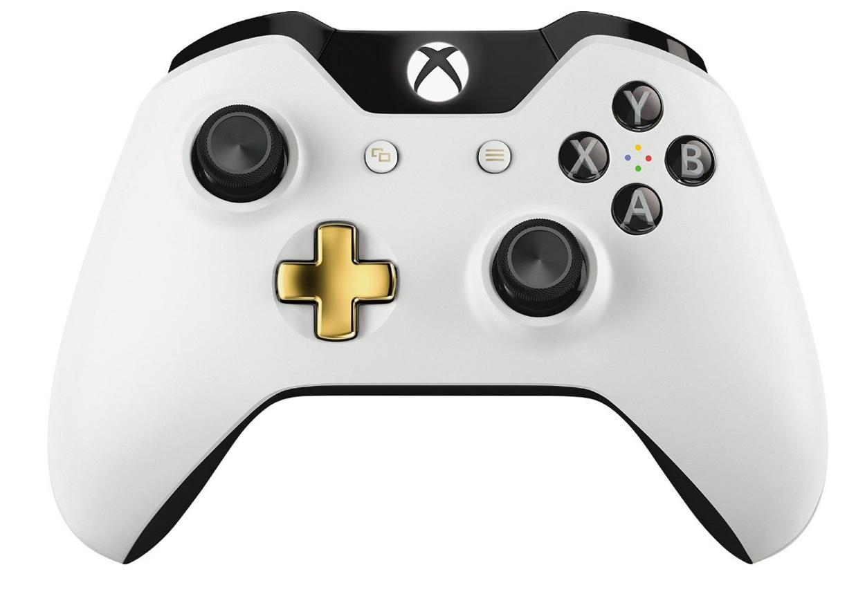 Buy Xbox One Xbox One Lunar White Limited Edition Wireless