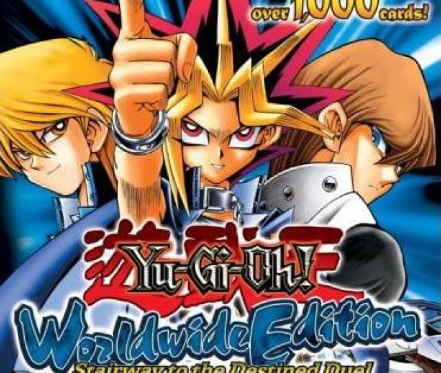 Yu Gi Oh Worldwide Edition Stairway To The Destined Duel Guide