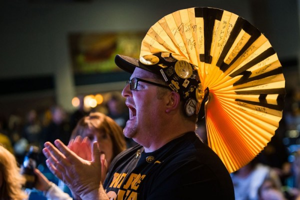 Hawkeye pride runs deep during Outback Bowl events   Iowa Now