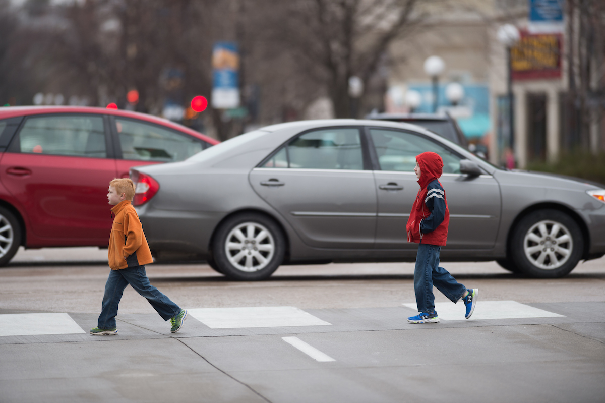 Why Children Struggle To Cross Busy Streets Safely