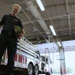 Firefighting Female