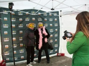 The MLive photo booth was a huge success. Check it out  on mlive.com/entertainment/grand-rapids/photo booth from Laughfest.