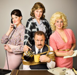 "Don't miss ""9 to 5: The Musical"" at the Grand Rapids Civic Theater Friday, May 30th through Sunday, June 15th."