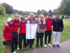 East Kentwood High School golf team #3
