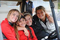 East Kentwood High school golf team #2