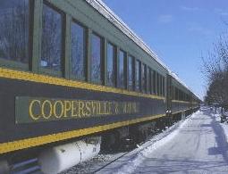 Coopersville Train