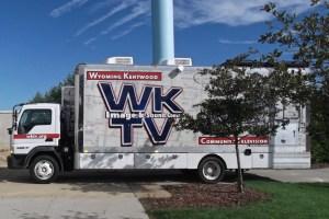 WKTV's mobile truck