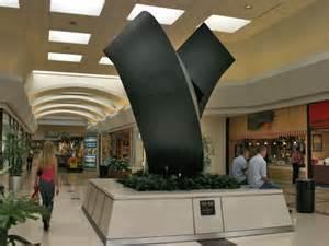 Woodland mall sculpture