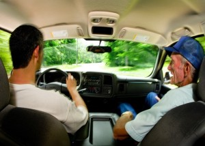 Many volunteer drivers are cancer survivors themselves who want to pass hope along to others.