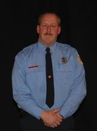 Brian Ilbrink, Wyoming Public Safety Firefighter of the Year has been with the department 26 years.