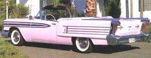 A 1958 Buick King Chrome
