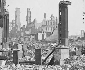 Great Fire of Chicago: After
