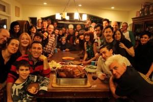 thanksgiving rehearsal dinner