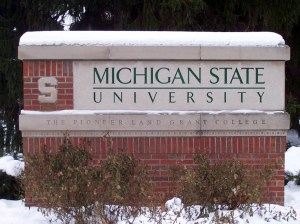 MSU_Abbot_Hall_sign