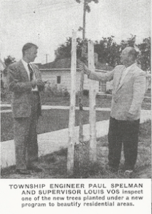 Wyoming's former tree planting program