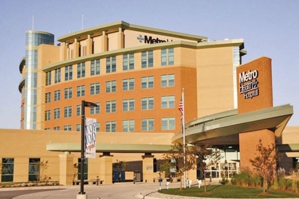 metro health building
