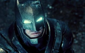 Ben Affleck held his own as Batman