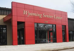 The Wyoming Senior Center will be the host site for the upcoming fair housing seminar.