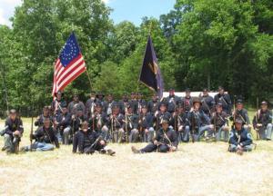 Third Michigan Volunteer Infantry Co. F will be at Heritage Landing June 4 & 5.