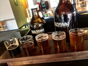 Railtown Brewing Co. will have 18 taps going during Dutton Days this Saturday. Photo by grnow.com.