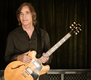 Jackson Browne performed June 27 at the Frederik Meijer Gardens & Sculpture Park.
