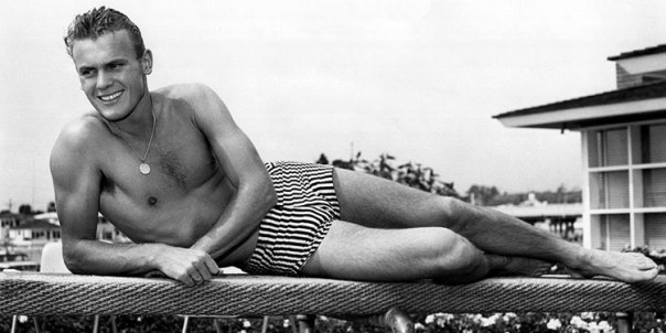 Actor Tab Hunter