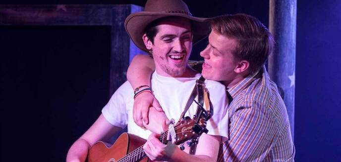Now & Then at Above The Stag: Press Night review by Stephen Vowles
