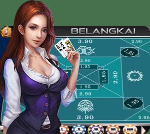 JOKER Belangkai เกมคาสิโน